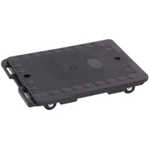 GPC PD638Y Interconnecting Dollies 380 x 485mm (Pack of 2)