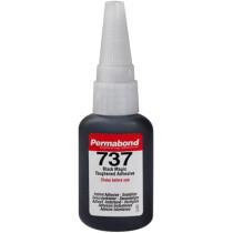 Permabond 737 20g Toughened Cyanoacrylate 'Superglue' Adhesive (Box of 15)