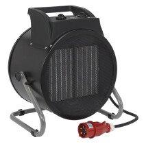 Sealey PEH9001 Industrial PTC Fan Heater 9000w 415v - 3 Phase