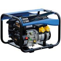 SDMO Perform 3000 TB UK 3.75kVA/3kVA Kohler 6hp Industrial 4 Stroke Petrol Generator