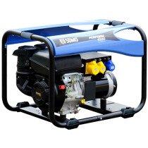 SDMO Perform 4500 TB UK 5.25kVA/4.2kVA Kohler 8.5hp 4 Stroke Industrial Petrol Generator