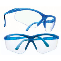 MSA 10045642 PERSPECTA 010 Clear Safety Spectacles with antifog lens