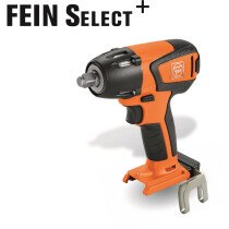 Fein ASCD 18-300 W2 - SELECT Body Only 18V Brushless Impact Wrench in Case