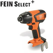 Fein ASCD 18-200 W4 - SELECT Body Only 18V Brushless Impact Driver in Case