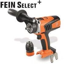 Fein ASCM 18 QM Select Body Only 18V Brushless 4-Speed Drill/Driver, Brushless in Case