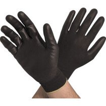 Polyco Matrix P Grip Seamless Knitted Glove with Polyurethane Palm Coating