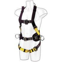 Portwest FP15 2 Point Comfort Plus Harness - Black - One Size