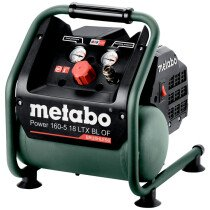 Metabo Power 160-5 18 LTX BL OF Body Only 18v Compressor