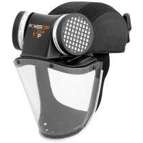 JSP CAE602-941-100 POWERCAP® ACTIVE™ IP Powered Respirator (For Impact Applications)