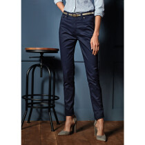 Ralawise PR570 Women's Performance Chino Trousers Navy Blue Size 12