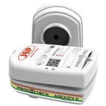 JSP BMN750-000-600 ABEK1 P3 Press to Check Filters Pack of 2
