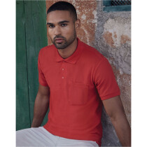 Fruit Of The Loom 63308 - Men's 65/35 Pocket Polo  - Available in Various Colours
