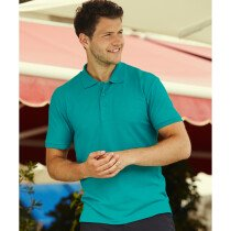 Fruit Of The Loom 63402 65/35 Polo Shirt 63-402