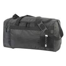 Shugon SH2450 Cannes Sports/Overnight Holdall Black