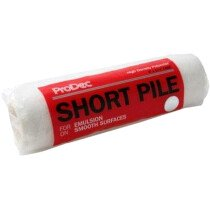 "ProDec PRRE006 Contractor 9"" x 1.3/4"" Short Pile Polyester Roller Sleeve"