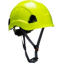 Portwest PS63 Height Endurance Vented Helmet Head Protection - Available in Various Colours