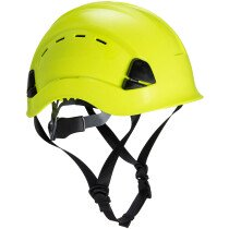 Portwest PS73 Height Endurance Mountaineer Helmet Head Protection - Available in Various Colours