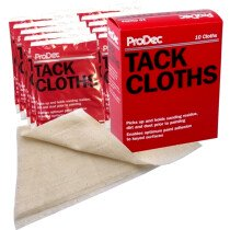 ProDec PTR10P Tack Cloths (Pack of 10)