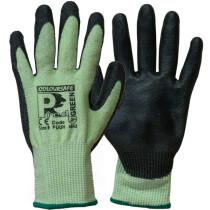 Predator PUUH-13 Pred Green PU Coated Glove Cut level 5