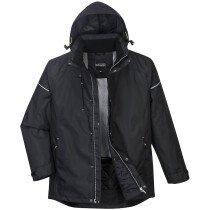 Portwest PW362 PW3 Winter Jacket - Black