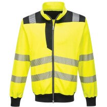 Portwest PW370 PW3 Hi-Vis Sweatshirt High Visibility - Yellow or Orange