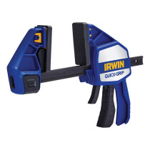 "Irwin Quick-Grip 10505942 IRWIN QUICK-GRIP XP OHBC 150mm (6"") Quickgrip Q/GXP6"