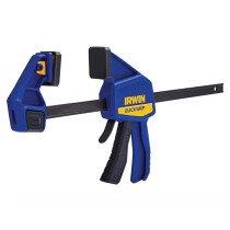 """Irwin Quick-Grip T512QCEL7 Bar Clamp/Spreader 305mm (12"""") Quickgrip Q/G512QCN"""