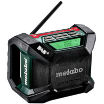 Metabo Body Only R12-18DAB+BT 12v-18v DAB Radio with Bluetooth