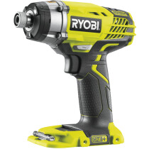 Ryobi R18ID3-0 Body Only 18V 3-Speed Impact Driver
