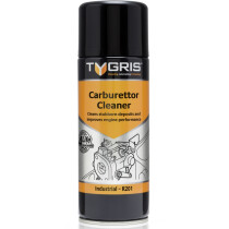 Tygris R201 Carburettor Cleaner Spray 400ml
