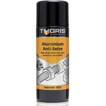 Tygris R233 Aluminium Anti-Seize Lubricant Spray 400ml