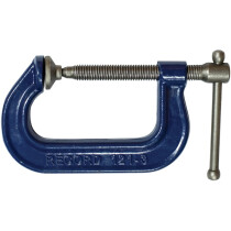"""Irwin Record T121/3 Heavy Duty Forged 121 Series G-clamp 75mm (3"""") REC1213"""