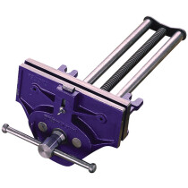 """Irwin Record T52ED Quick Release 7"""" Woodworking Vice with Dog REC52ED"""