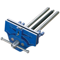 """Irwin Record T52-1/2PD 9"""" Plain Screw Woodworking Vice with Dog T 52-1/2PD REC5212PD"""