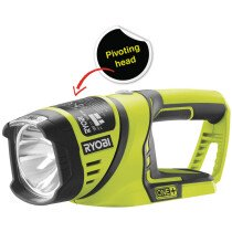 Ryobi RFL180M Body Only 18V Torch / Flashlight ONE+ Cordless