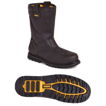 DeWalt Rigger Brown Welted Safety Rigger Boot SBP SRC
