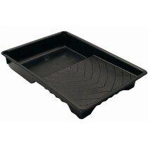 """Rodo 9PT 9.5"""" Black Plastic Roller Tray"""