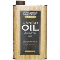 Ronseal 34545 Colron Refined Danish Oil 500ml RSLCRDO