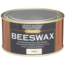 Ronseal RSLCRPBWAP4 Colron Refined Beeswax Paste 400g