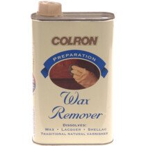 Ronseal 02580 Colron Wax Remover 500ml RSLCWAXR500