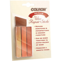 Ronseal 34958 Colron Wax Sticks (Pack of 3) RSLCWS