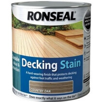Ronseal RSLDS5L Decking Stain 5 Litre
