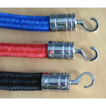 Barrier Rope 1Mtr x 25mm With Hooks