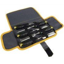 Roughneck 30-175 Professional Bevel Edge Chisel 5 Piece Set ROU30175