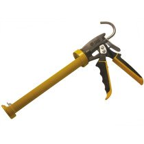 Roughneck 32250 Semi Barrel Heavy-Duty Pro Caulking Gun 267mm (10.1/2in) ROU32250