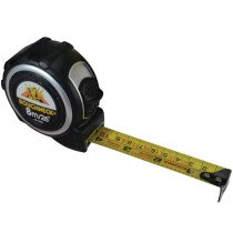 Roughneck 43-208 Tape Measure 8m / 26ft (Width 25mm) ROU43208