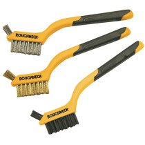 Roughneck 52-005 Mini Wire Brush Set of 3