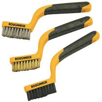 Roughneck 52-010 Narrow Brush Set of 3