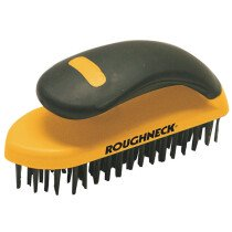 Roughneck 52-050 Block Wire Brush