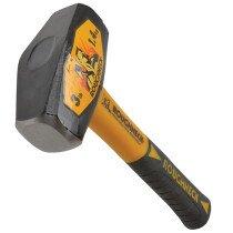 Roughneck 65-608 Club Hammer 1.4kg (3lb) Fibreglass Handle ROU65608